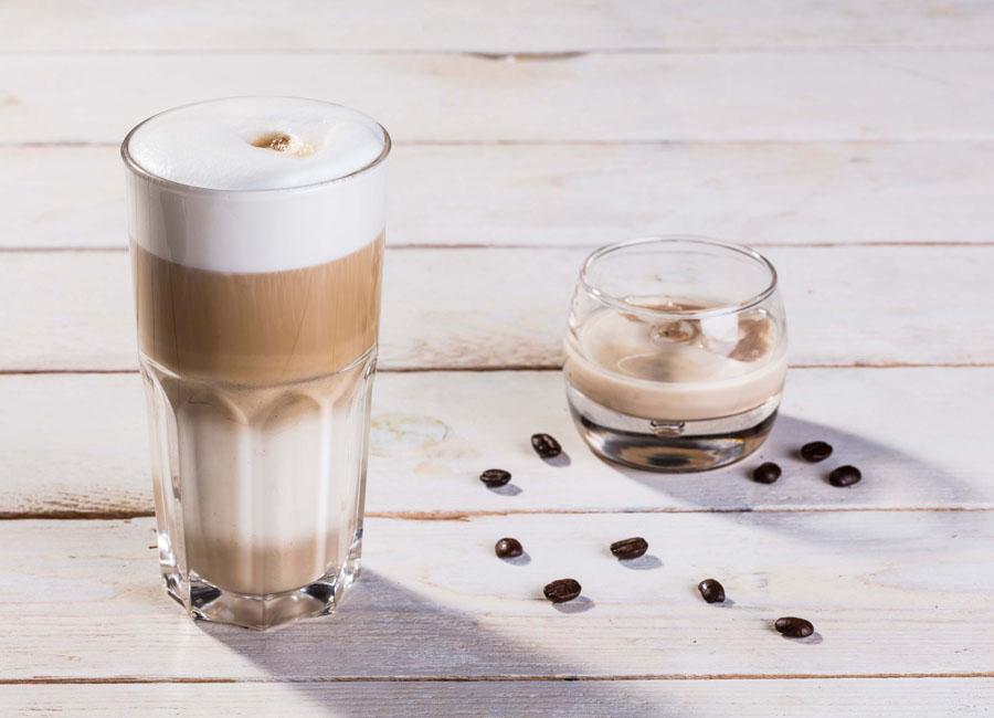 Lattiz Gastronomie Baileys-Latte irischer Sahnelikör Espresso