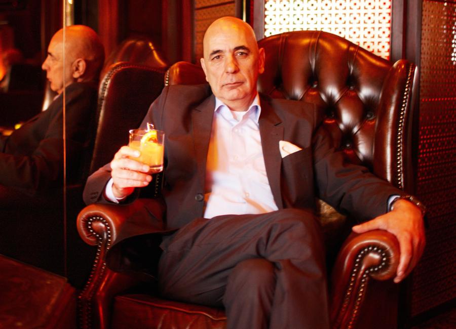 Ahmet Ayberk Casablanca Bar Le Méridien Frankfurt