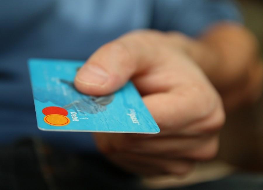 GW Verlag Kreditkarte Karte zahlen