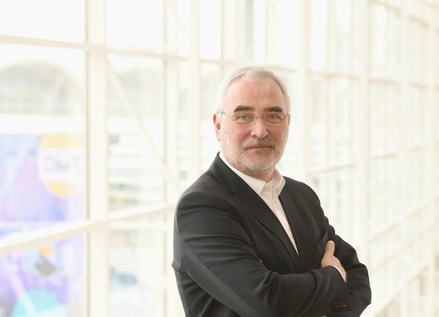 Bernd Aufderheide Hamburg Messe und Congress