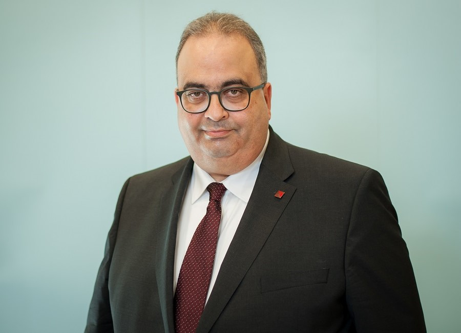 Freddy Adjan NGG stellvertretender Vorsitzender
