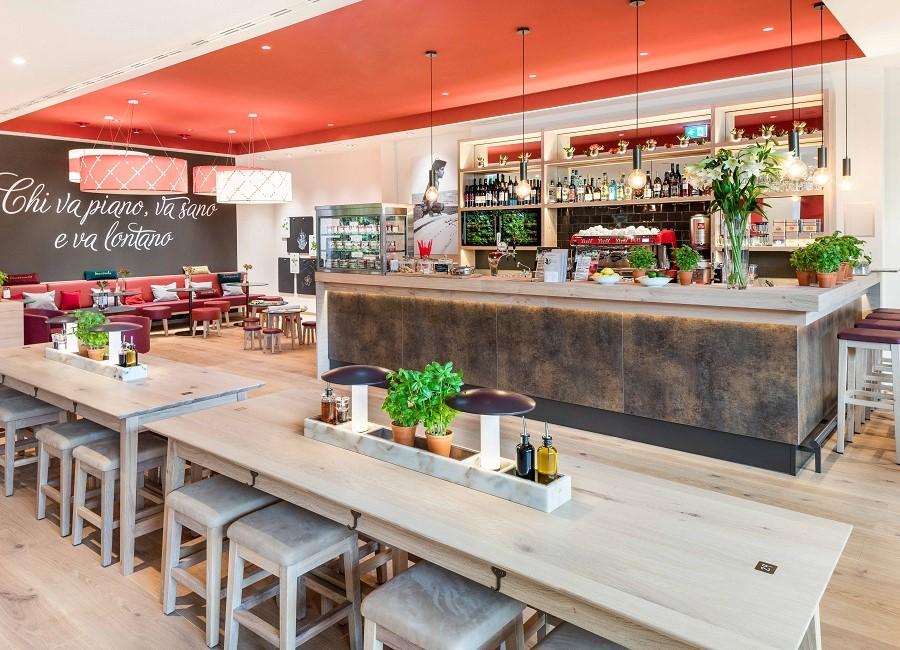 Vapiano Restaurant Berlin Streglitz
