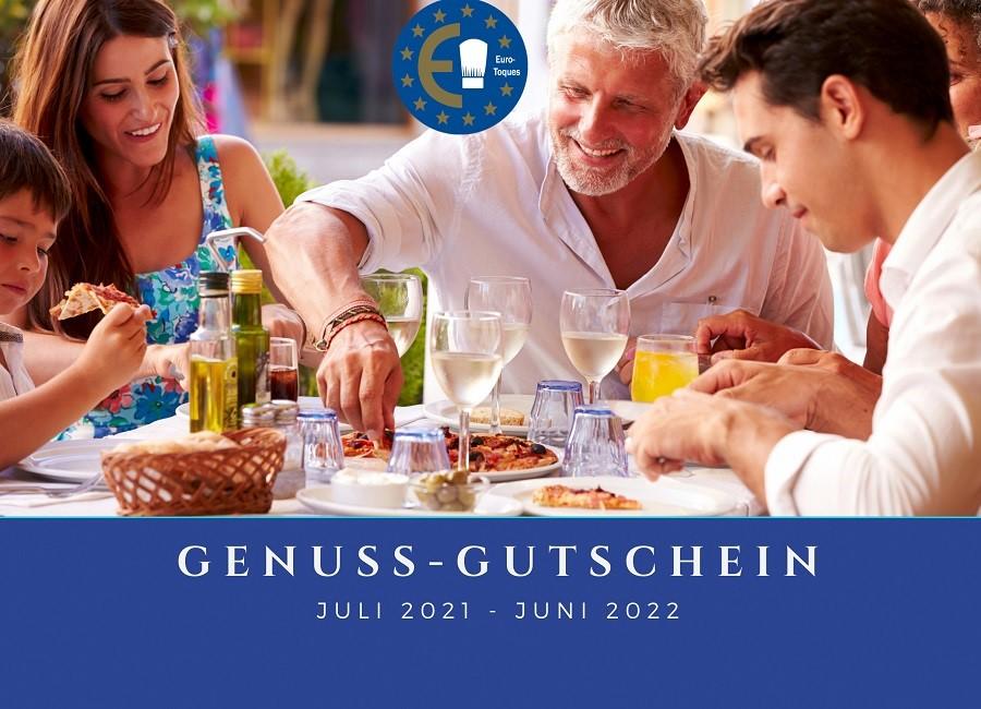 Euro-Toques Genuss-Gutschein