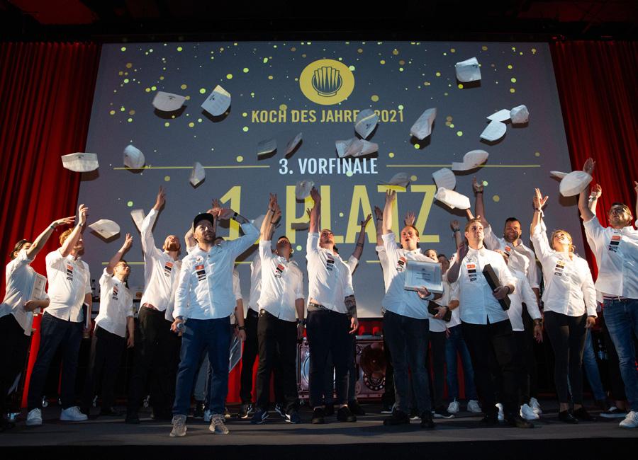 Das Vorfinale Koch des Jahres fand am 18. und 19. Juli 2021 im Kameha Grand in Bonn statt