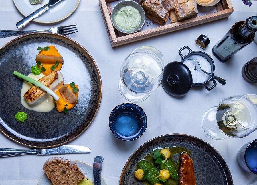 Carl & Sophie Restaurant Ameron Berlin Abion Spreebogen Waterside