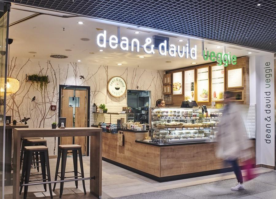 dean & david Veggie Store München