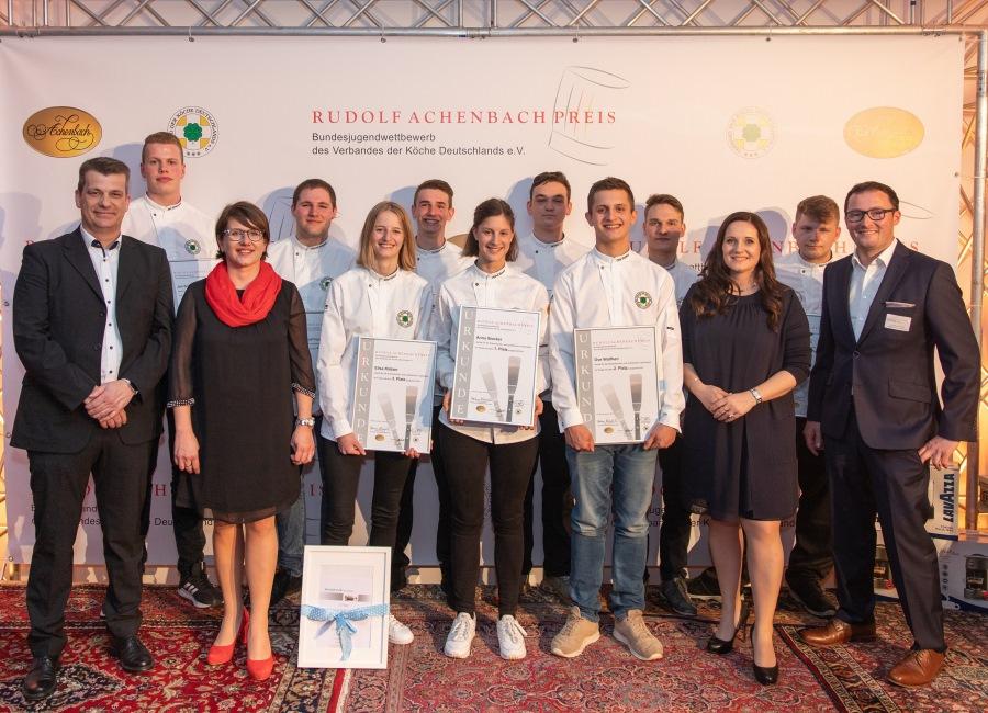 Rudolf Achenbach Preis 2019 Teilnehmer