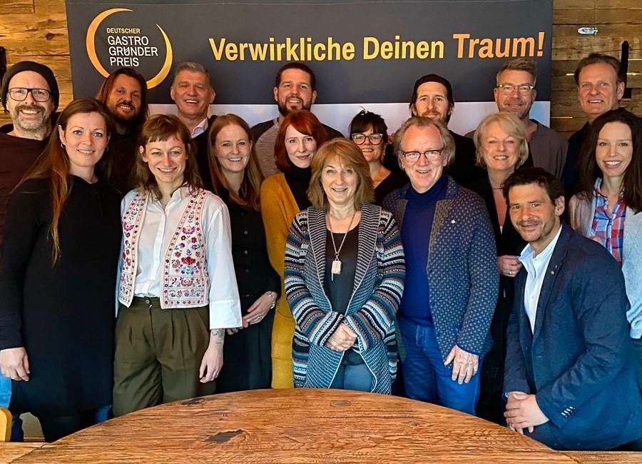 Jury Deutscher Gastro-Gründerpreis