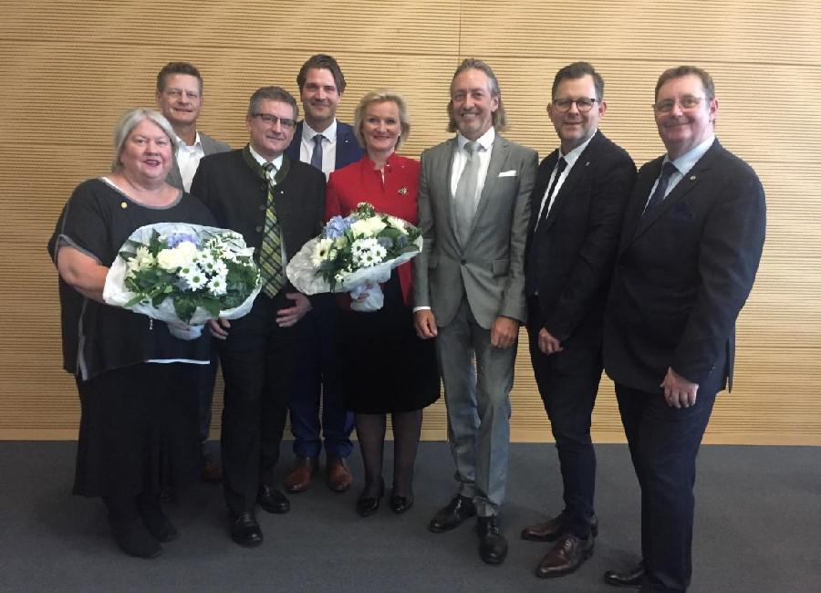 DEHOGA Bayern Präsidium 2019