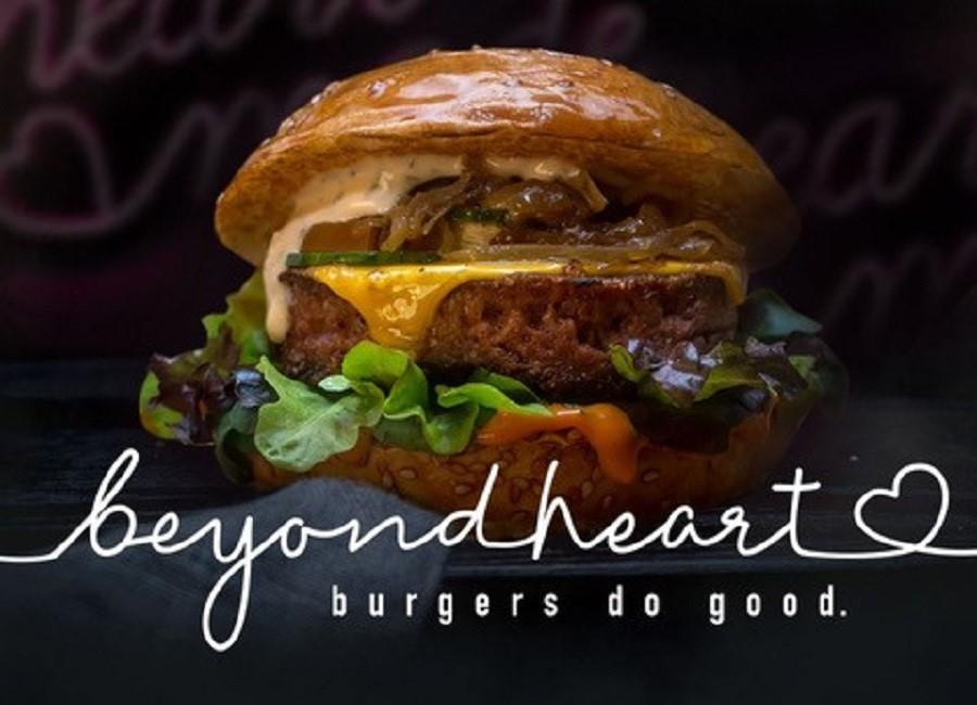 Burgerheart beyondheart Aktion Gastronomie Essen für Menschen in Not Spende burgers do good