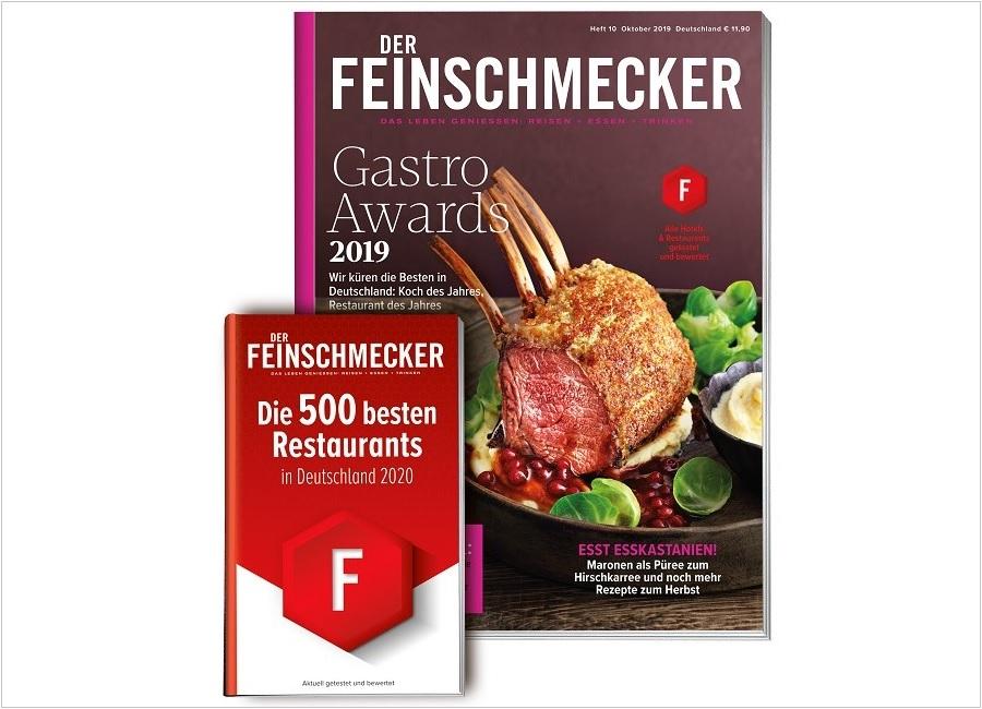 Der Feinschemcker Guide Die besten Restaurants 2020 Cover