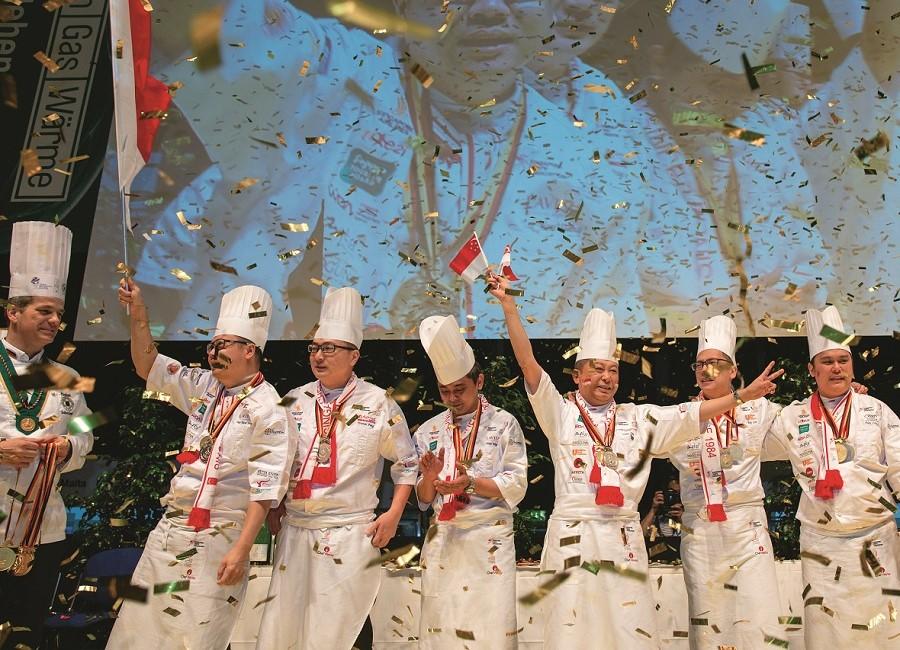 Intergastra Gastro Gastronomie Messe Stuttgart 2020 IKA Olympiade der Köche Verband Deutschland