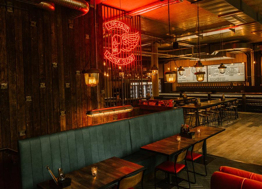 Die Brewdog-Bar eröffnet ihren dritten Standort in Berlin an der Friedrichstraße