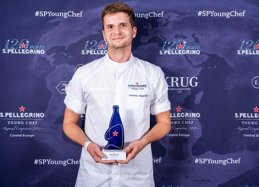 Levante Koppány S. Pellegrino Young Chef Vorfinale