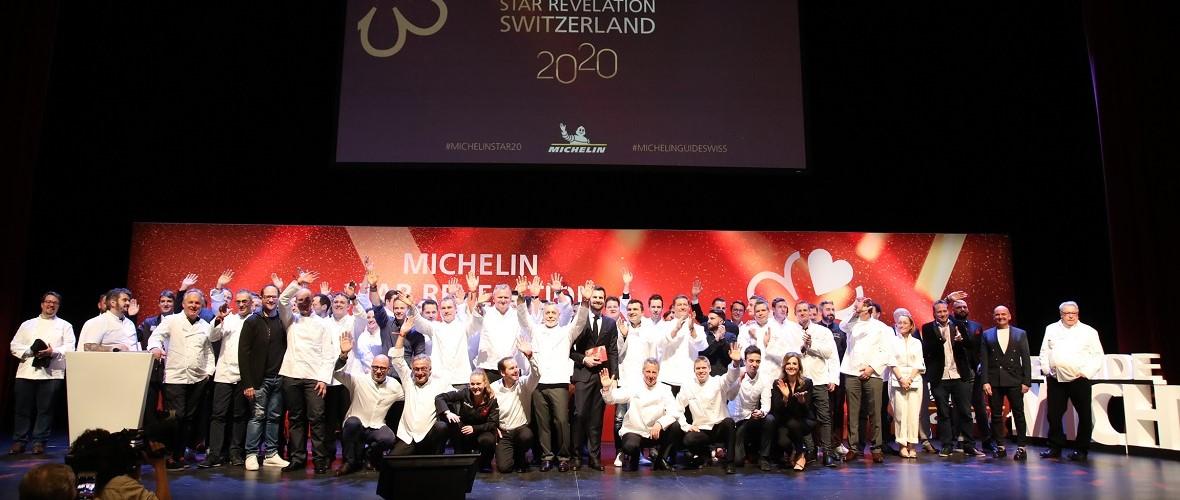 Michelin-Sterne Vergabe Schweiz 2020